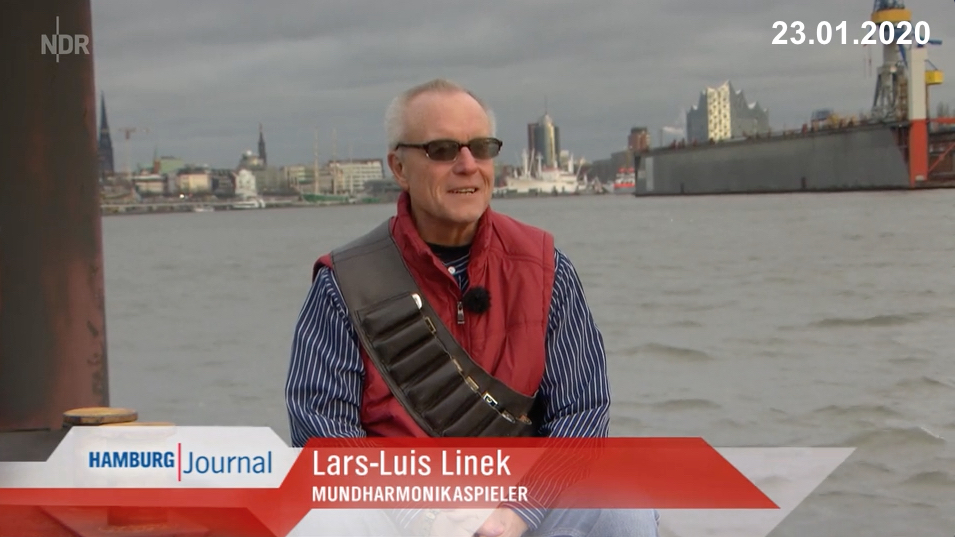 Lars beim NDR Hamburg Journal!